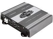1200 Watts 2 Channel Bridgeable Amplification