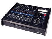 Pyramid - 8 Channel Stereo Mixer W/ Echo