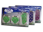 Pyle Lite Series Purple Indiglo Manual Pedals