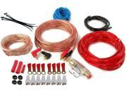Pyramid - Amplifier Hookup Kit for Battery, Head Unit & Speakers