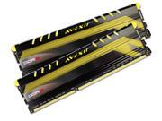 MSI Z77 MPOWER Optimized (Yellow LED) DDR3 1600 8GB Kit (2 x 4GB) Dual Channel 240-pin (PC3 12800) Desktop Memory Module Model AVD3U16000904G-2CM