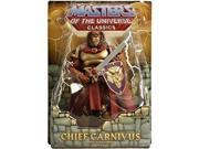 HeMan Masters of the Universe Classics Exclusive Action Figure Chief Carnivus