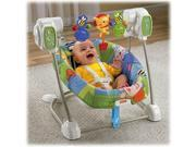 Fisher-Price Discover 'n Grow SpaceSaver Swing & Seat