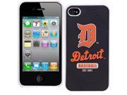 Mlb Detroit Tigers Retro Hard Iphone Case
