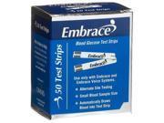 Omnis Health Embrace Blood Glucose Test Strips, 50ct