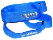 """HitchMate QuickCinch 1"""" Wide x 21"""" Long Velcro Straps (10-Pack)"""