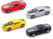 Set of 4 - 2010 Chevy Camaro 1/64
