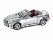2005 Mercedes-Benz SLK55 AMG 1/24 Silver