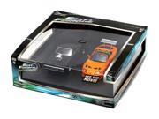 Greenlight 1/43 Fast & Furious Dodge Charger & Supra Black/Orange