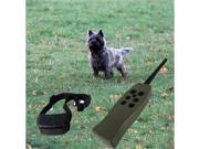 AGPtek DC3-1 Small/Medium/Big Stubborn Dog Shock & Vibration VIBRA Remote Training Collar