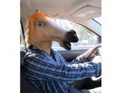 Halloween Party Decorations Creepy Horse Head Latex Rubber Mask Perfect for Harlem Shake& Gangnam Style