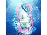 Waterproof Dirtproof Snowproof Case Cover for Samsung Galaxy S4 SIV i9500 - Pink