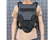 Airsoft TF3 High Speed Body Armor Tactical Vest Police Military  SWAT Airsoft Vest Hunting - Black