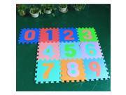 EVA Foam Puzzle Exercise Mat High Quality Interlocking Tiles - 10PCS