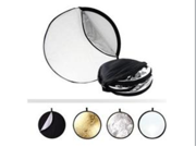 "43"" 5-in-1 Multi Photo Multi Collapsible Disc Reflector Kit"
