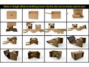 Google Cardboard Valencia Quality 3D VR Glasses for Android Phones