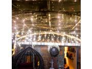 Extendable/linkable design Christmas Party decoration Fairy curtain Icicle Light 8 model Connectable Icicle String Light for Wedding Ceremony Christmas Party Holiday Celebration Occasions