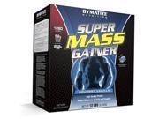 Super Mass Gainer, Gourmet Vanilla, 12 lb, Dymatize Nutrition