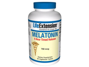 Melatonin 6 Hour Timed Release 750 mcg 60 Vegitabs