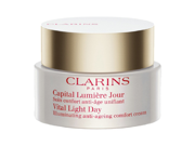 Clarins Vital Light Day Illuminating Anti-Ageing Comfort Cream 50ml/1.7oz