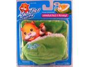 Zhu Zhu Pets Hamster Blanket and Bed - Green