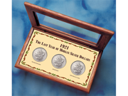 1921 Last Year Morgan Silver Dollar Complete Mint Mark Collection