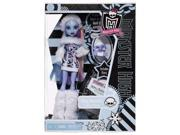 Mattel Monster High Abbey Bominable Doll with Pet Wooly Mammoth
