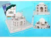 Daron Taj Mahal 3D Puzzle with Book