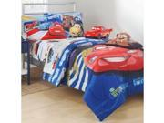 Disney Pixar Cars 2 Twin Microfiber Sheet Set