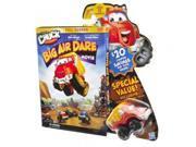 Chuck Big Air Dare DVD And Vehicle by Hasbro