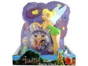 Disney Fairies Tinkerbell Bank and Alarm Clock