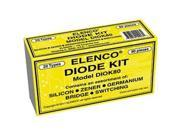 Elenco Diode 80 Piece Kit