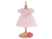 "Corolle Mon Classique Pink Dress and Shoes for 14"" Doll Fashions"