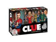 Clue: The Big Bang Theory Collector's Edition Board Game