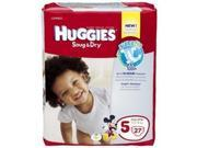 Huggies Snug & Dry Diapers Jumbo Pack - Size 5 - 27ct
