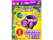 Crayola Melt 'N Mold Bling Rings Expansion Pack