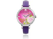 Ingenuity NCL0009-05 Engagement with Time - The Twelve-Month Flora Series Watch Collection - May