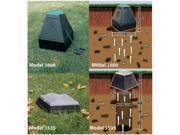 Doggie Dooley Lawn Systems -  Leach Style - 3800 Dooley