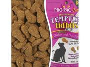 Midwestern Pet Food Dog Treat Tempting Tidbits Chicken & Liver 3Oz
