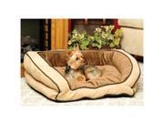 "Bolster Couch Dog Bed - Small - 21"" x 30"""