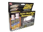 FAST BRITE Lens Restore - Auto Headlight Restorer Kit