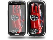 2010 Camaro RS Red - Decal Style Skin (fits Samsung Galaxy S III S3)