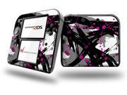 Abstract 02 Pink - Decal Style Vinyl Skin fits Nintendo 2DS