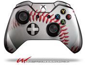 Baseball - Decal Style Skin fits Microsoft XBOX One Wireless Controller - CONTROLLER NOT INCLUDED