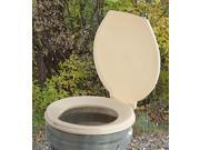 Reliance Luggable Loo Seat And Cover 9881-03