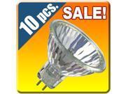 10x EXN MR16 FL lamp 50W 12V MR 16 Flood lighting bulb