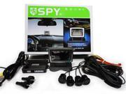 Vehicle Backup Camera Parking Sensor System with LCD Screen