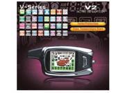 LCD Remote Car Alarm and Start V Series (SPY-V2)