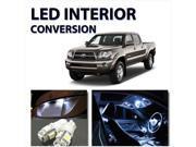 Toyota Tacoma 2005-2012 High Performance 8pc LED Interior Lighting Kit WHITE HID Color