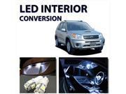 2001-2005 Toyota RAV4 Complete 7 Bulb LED Interior Kit 5000k-6000k White